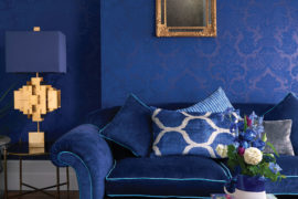 culoarea anului pantone 2020 albastru clasic design interior osmyum bucuresti