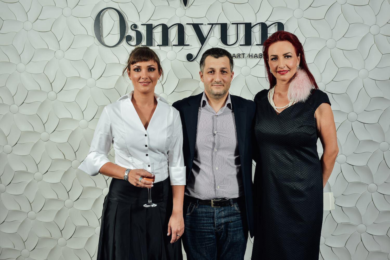 eveniment lansare osmyum 1