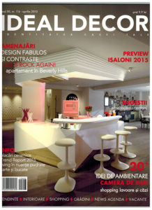 Osmyum in Ideal Decor - Aprilie 2015