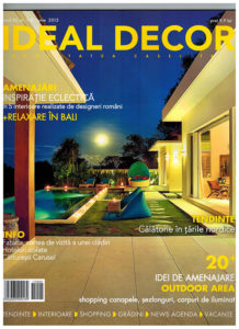 Osmyum in Ideal Decor - Iunie 2015