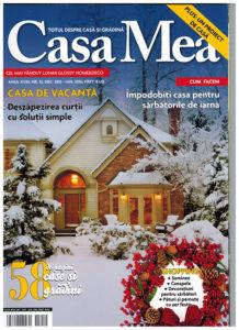 Osmyum - Casa mea- Decembrie 2015 - Ianuarie 2016
