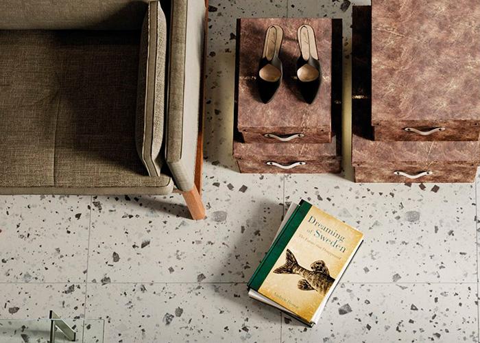 placari ceramice cu terrazzo